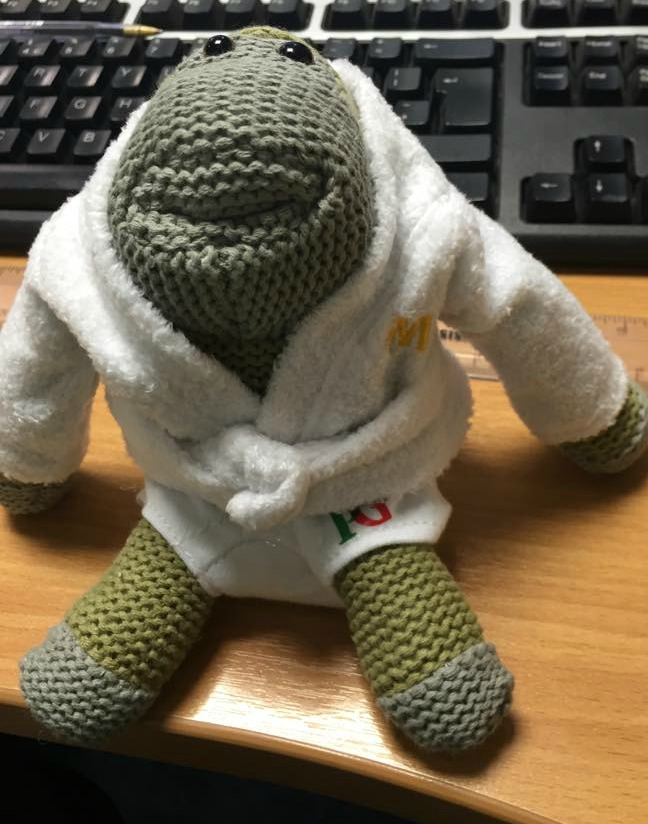 PG Tips monkey face