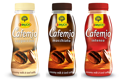 Cafemio iced coffee