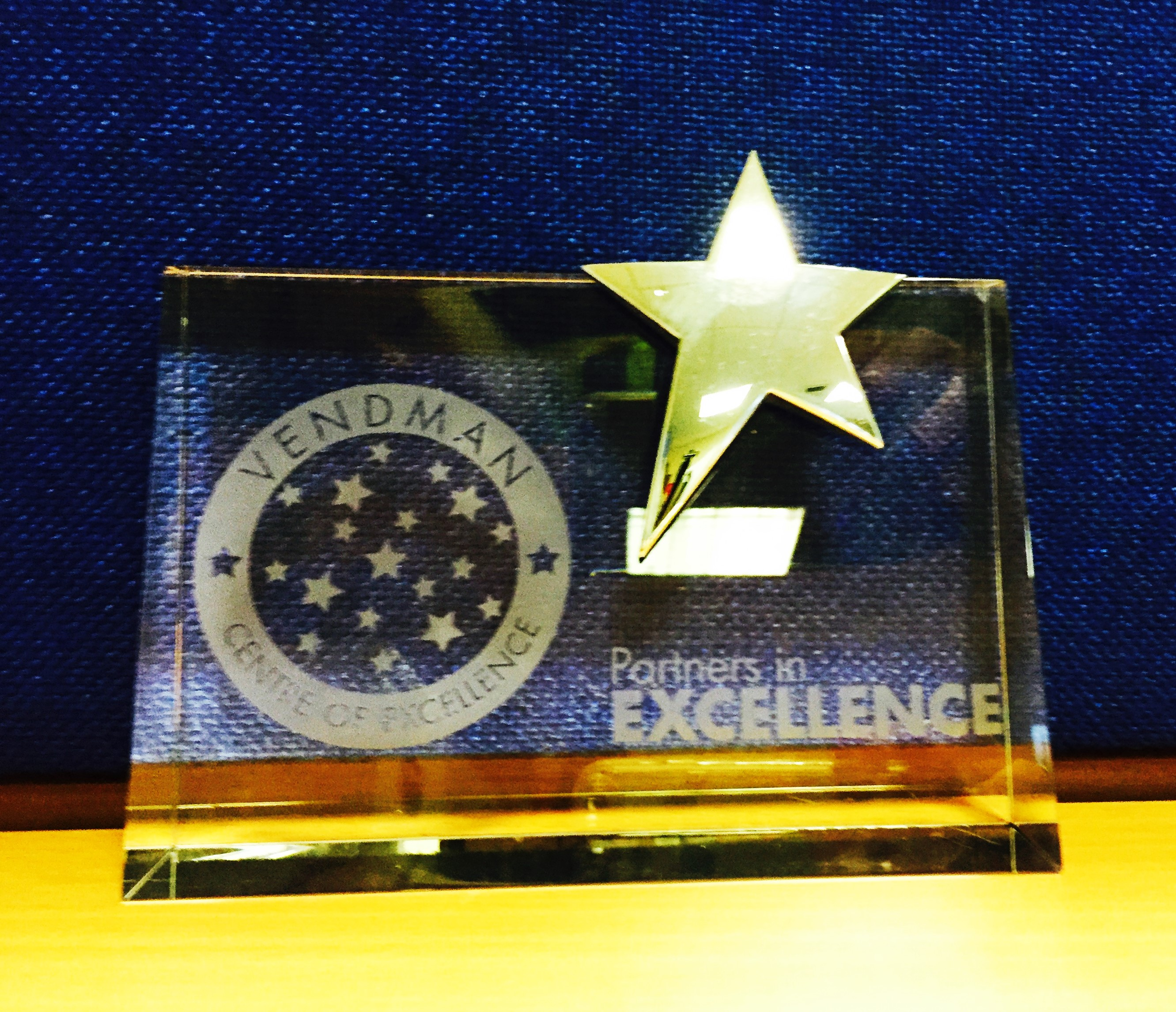 Centre for Excellence award
